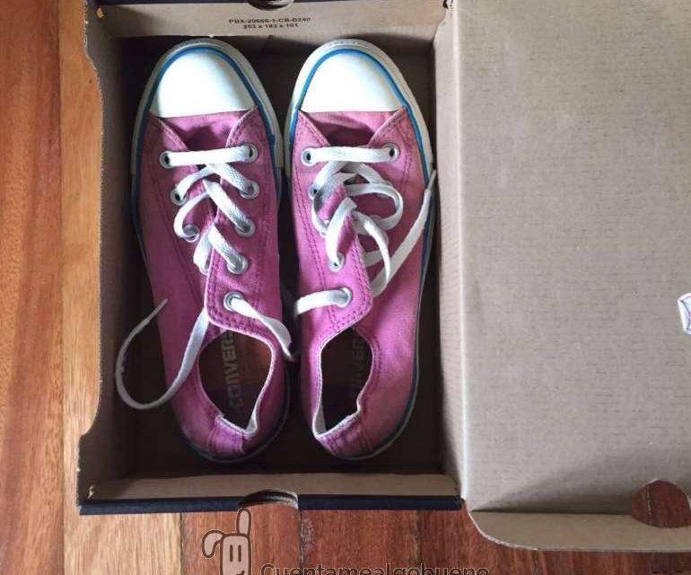 #RUNCYCLE: Una campaña para reciclar zapatillas de deporte