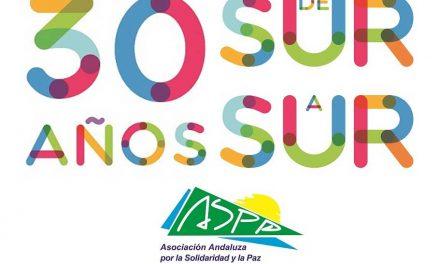 Hoy ASPA cumple 30 años de solidaridad internacional
