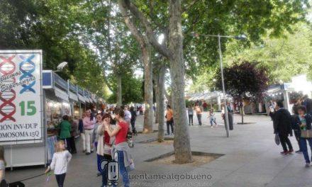 Último día del II Mercado Solidario madrileño que recauda fondos para investigar una enfermedad rara