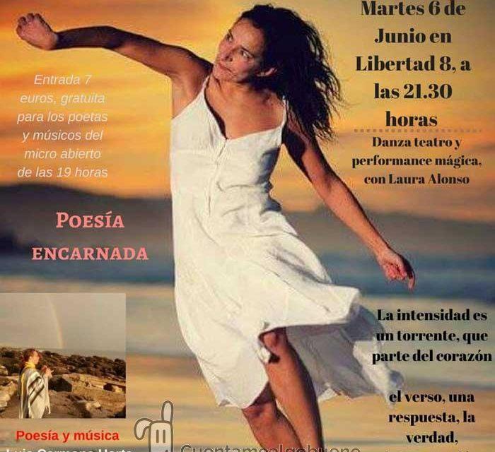 Poesía Encarnada en Madrid