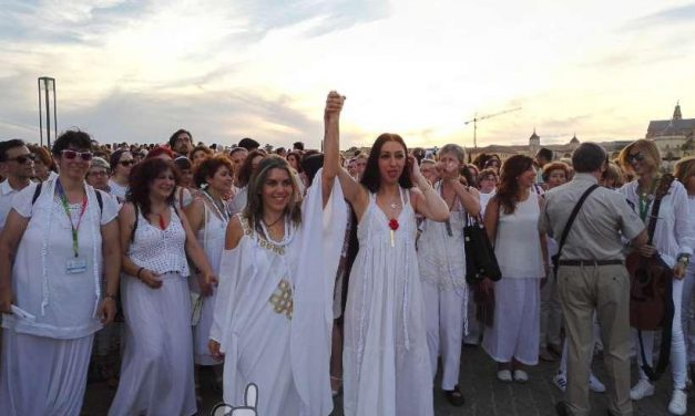 Córdoba se llena de Blanco por la #PAZ