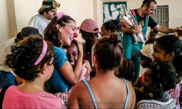 Fiesta de Payasos sin Fronteras en PROMI Córdoba
