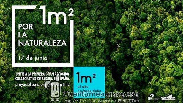 Primera gran recogida colaborativa de basura en espacios naturales de España