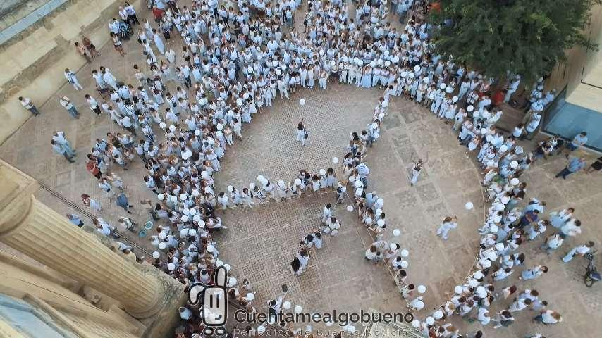 La marcha de las mujeres por la Paz en Córdoba