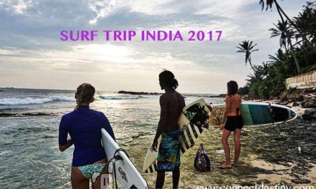 Deja su cómoda vida en España para organizar viajes de voluntariado en India