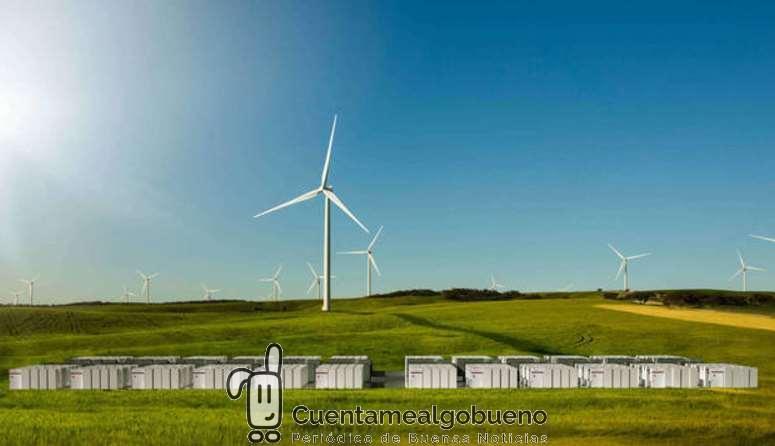 Tesla instalará, hasta ahora, la mayor batería de ión litio del mundo