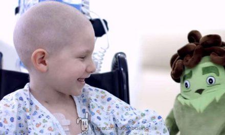 Mejorando la vida de cientos de niños y adolescentes con cáncer