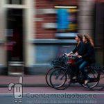 A trabajar… mejor en bici
