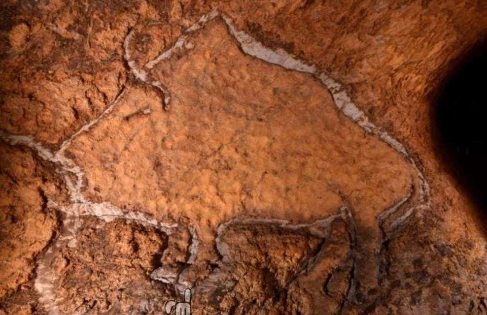 Hallan en Guipúzcoa grabados paleolíticos únicos en España