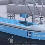 El primer buque eléctrico comenzará a navegar en el año 2018