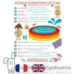 """""""Ojo Peque Al Agua"""" la nueva campaña para reducir los ahogamientos infantiles"""