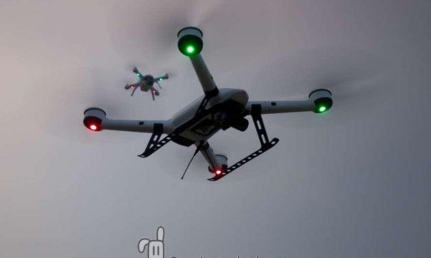 Castilla y León utiliza drones para proteger sus monumentos históricos