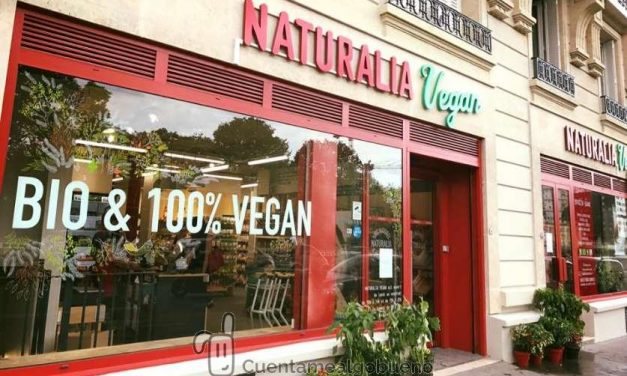 Abren en París tres nuevos supermercados 100% vegetarianos