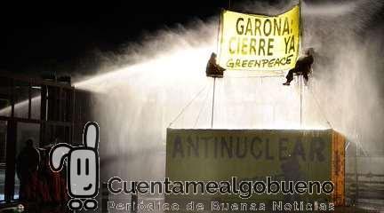 ONGs celebran el cierre definitivo de Garoña