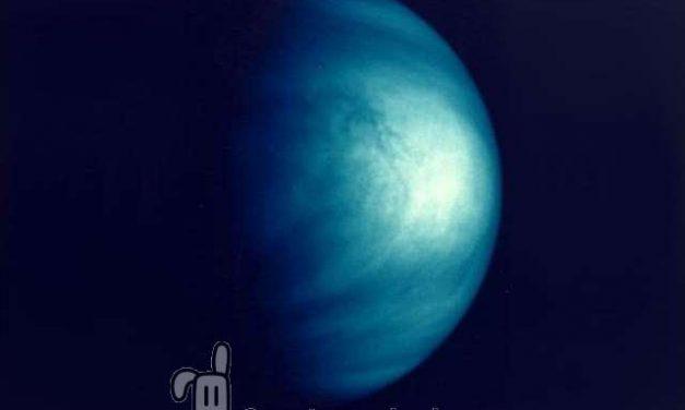 Desvelan misterios de la noche en Venus