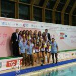 La selección española juvenil de waterpolo logra el oro en el Campeonato de Europa
