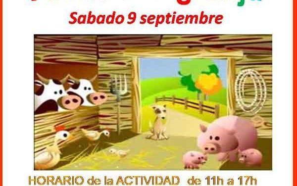 Nuevo ciclo de Jornadas para familias en la granja escuela Aula de la Naturaleza JM