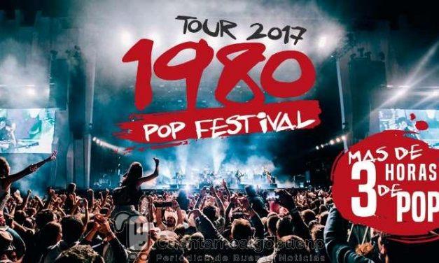Tour 1980 Pop Festival una gira con artistas de los 80 para luchar contra el párkinson