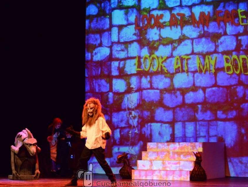 """El teatro en inglés vuelve a Granada con """"La Bella y la Bestia"""""""