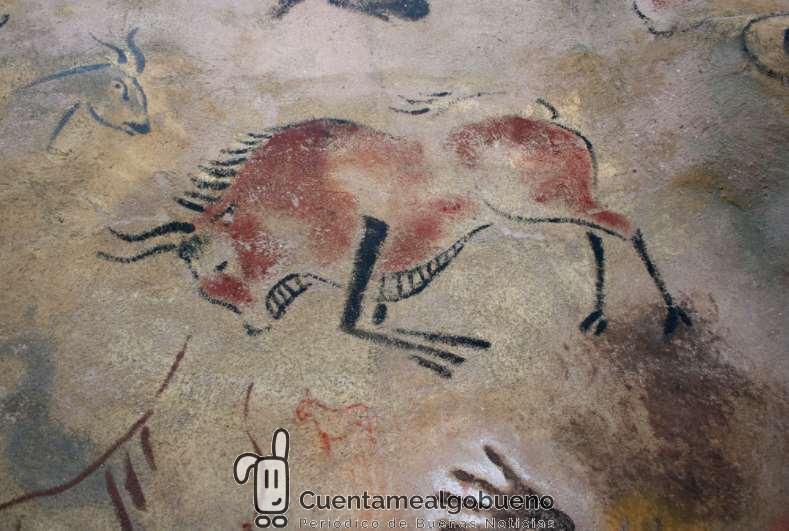 Cuatro cuevas de Cantabria contienen trazos rupestres más antiguos que los de Altamira