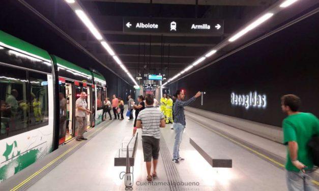 Granada ya tiene su metro