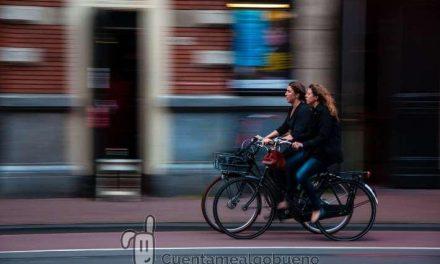 Hoy aparca el coche y muévete en bici, bus o metro