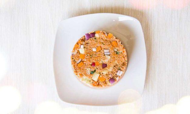 Tabouleh de zanahoria