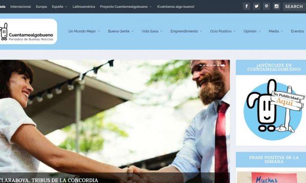 ¡Estrenamos nueva Web en Cuentamealgobueno!