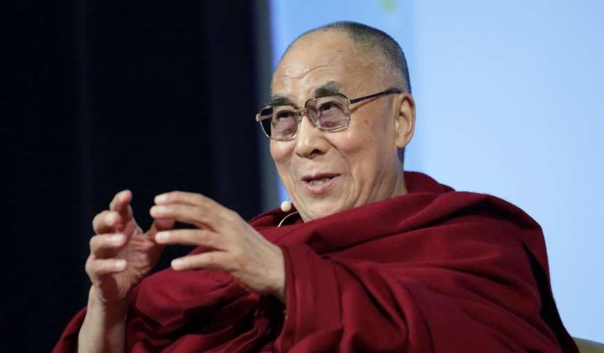 El Dalai Lama revela cuál es el sentido de la vida: la felicidad