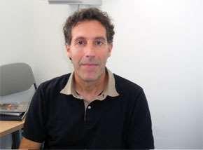 Carlos Vílchez, investigador de la Universidad de Huelva y coautor del artículo. Foto: Fundación Descubre.