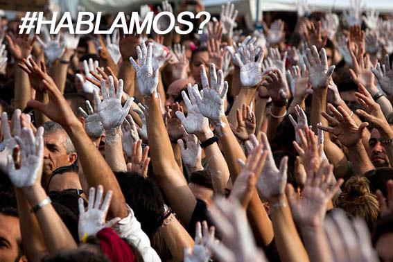 #Hablamos? #Parlem? Surge un movimiento ciudadano neutral para arreglar el conflicto catalán