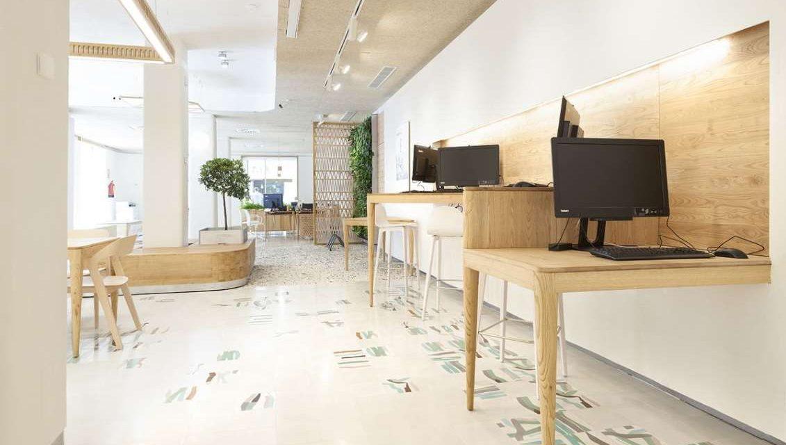 La oficina ecológica de Triodos Bank Málaga gana el Premio Nacional Green Solutions Awards 2017
