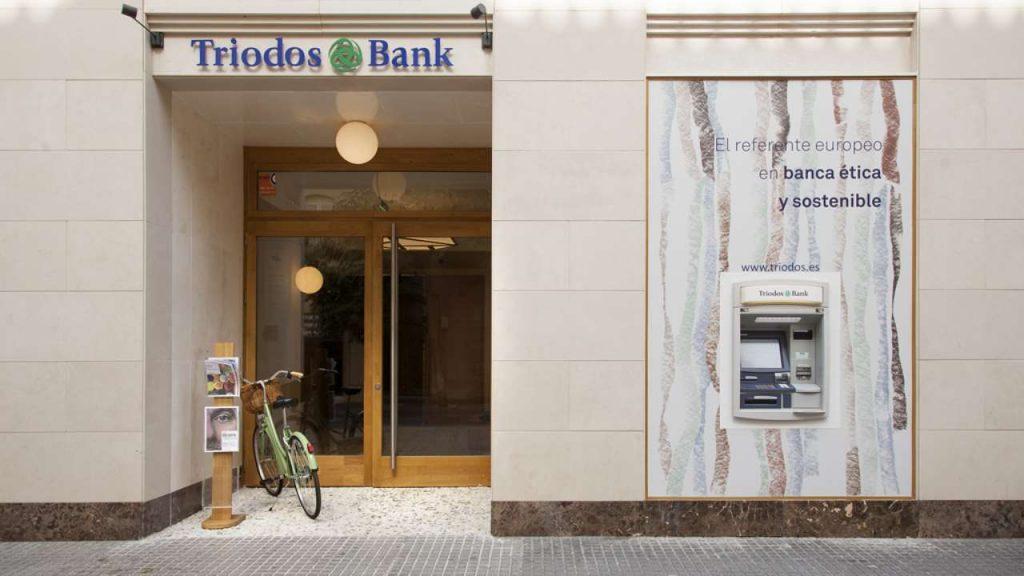 Sede de Triodos Bank en Málaga