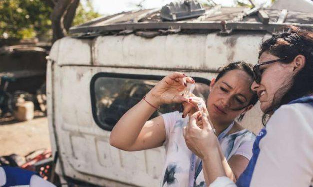 Avance hacia la erradicación de la malaria