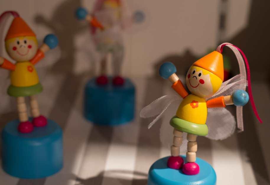 ¿Qué juguetes comprar? Mejor aquellos hechos con materiales naturales. Foto: DaveBleasdale