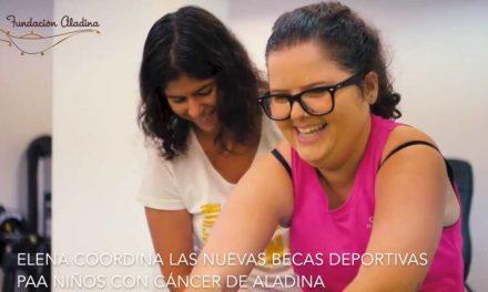 La Fundación Aladina lanza las primeras Becas Deportivas específicas para niños con cáncer