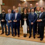 Entrega de los Premios Prevenga en Granada