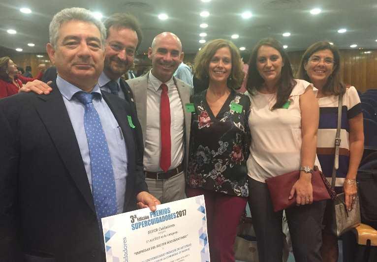 Entrega Premio Supercuidadores 2017