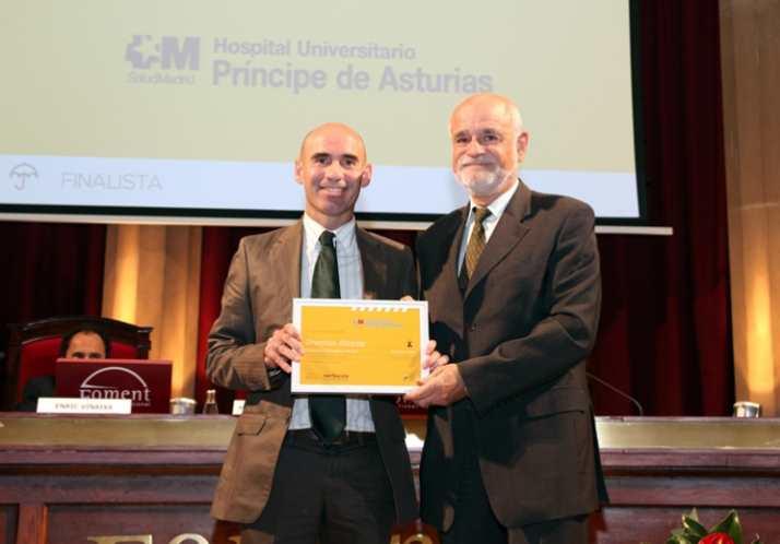 Entrega del Premio Atlante de Foment del Treball