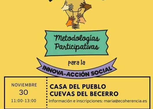 Taller de metodologías participativas para la innova-acción social