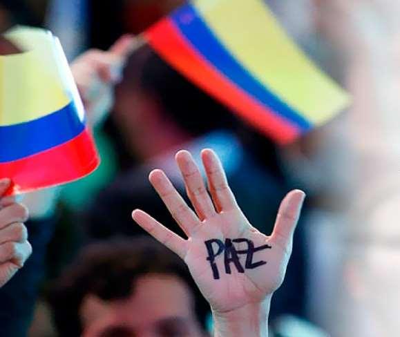 Colombia avanza hacia la Paz