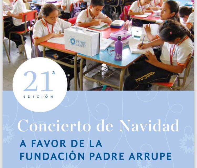 Concierto Navideño de la Fundación Padre Arrupe