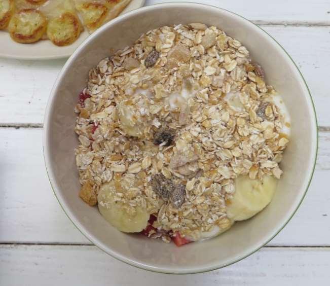 El consumo de cereales integrales aumenta la esperanza de vida