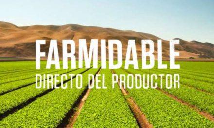 Farmidable: una plataforma madrileña de distribución de alimentos sin intermediarios
