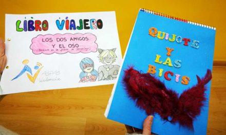 """""""Libros Viajeros"""" para fomentar la lectura entre las personas sordas"""