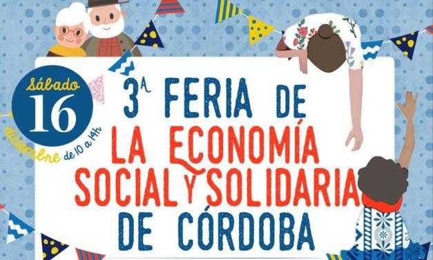 Hoy comienza la Feria de la Economía Social y Solidaria de Córdoba