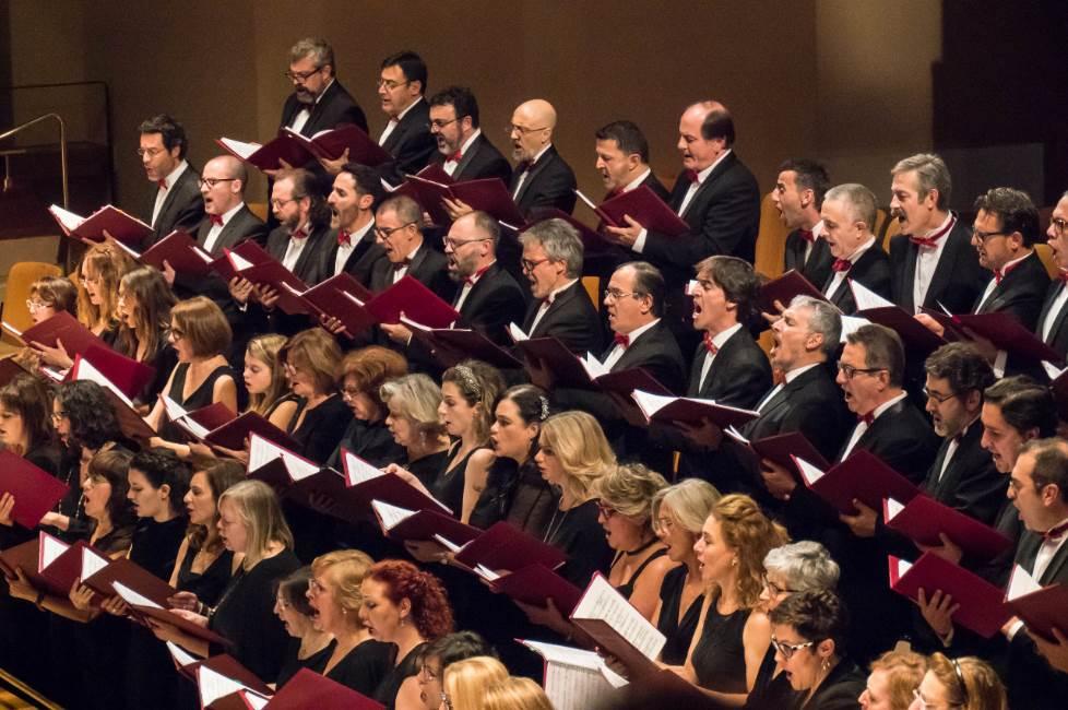 XXI edición del conocido Concierto de Navidad de la Fundación Padre Arrupe