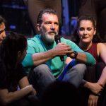 Antonio Banderas preside hoy el último concierto de Navidad de la Coral de ESAEM
