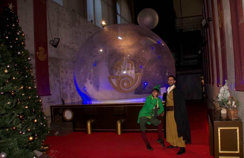 El Departamento de Envíos Extraordinarios, un lugar mágico para los niños en Navidad