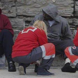 Proyectos de voluntariado de Cruz Roja Española